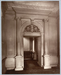 Ashburnham House, The Ante-Room